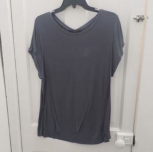 Victoria's Secret Super Soft Cross Back Tee
